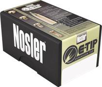 Nosler E-Tip 25-06 Remington 100gr, E-Tip Lead-Free, 20rd Box