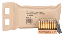 PMC Battle Pack 5.56mm 62gr, Light Armor Piercing, 120rd Box