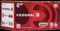 Federal Champion Training 40 S&W 180gr, FMJ, 100rd Box