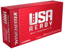 Winchester USA Ready 45 ACP 230gr, Full Metal Jacket Flat Nose, 50rd Box