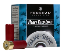 "Federal Game-Shok Upland Hi-Brass 28 Ga, 2.75"", 1oz, 5 Shot 25rd Box"