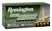 Remington Premier Scirocco Bonded 6.5 Creedmoor 130gr, Swift Scirocco Bonded, 20rd Box