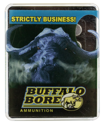 Buffalo Bore Pistol 460 Rowland 230gr, Full Metal Jacket Flat Nose, 20rd Box