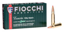Fiocchi Extrema Rifle Match .308 Win 150gr, Sst, 20rd/Box
