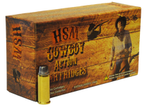 HSM Cowboy Action 30-40 Krag 165gr, Round Nose Flat Point, 20rd Box