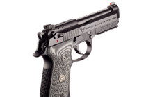 "Beretta/Wilson Combat 92G Centurion Tactical 9mm, 4.3"" Barrel, Black, 17rd/20rd"
