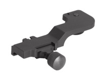 ATN Weapon Mount for ATN 6015/PVS-14, Weaver & Picatinny Mounting, Black