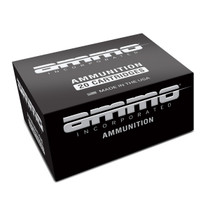 Ammo Inc Black Label 9 mm 115 gr Hollow Point 20/Box 9mm