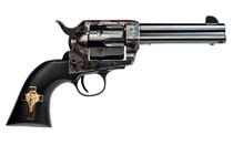 "Cimarron Holy Smoker 45 Colt, 4 3/4"" Barrel, Cross PW, 6rd"