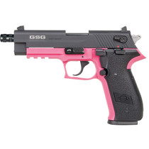 GSG Firefly 22 LR, Pink, Threaded