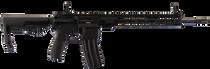 "Windham Weaponry Superlight 223 Rem/5.56mm 16"", Black 6 Position MFT Minimalist Stock Black Hardcoat Anodized Receiver, 30rd"