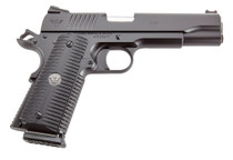 "Wilson Combat ACP 9mm, 5"" Barrel, Fixed Sights, Tactical Bullet Proof Thumb Safety, 10rd"
