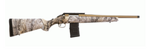 "Ruger American Rifle Yote Series .223 Rem, 16"" Barrel, Burnt Bronze, 20rd"