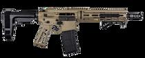 """Falkor Phantom AR-15 Pistol 300 Blackout, Flat Dark Earth, 10.5"""" Barrel SBA3 Brace 30rnd Mag"""