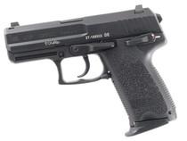 """HK USP Compact V1, 9mm, DA/SA, 3.58"""" Barrel, 10rd, CA Compliant, Night Sights"""