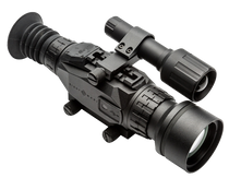 Sightmark Wraith HD Night Vision Scope 4-32x 50mm 21 ft @ 100 yds FOV