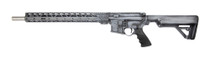"""Rock River Arms Varmint Rifle 5.56/223 20"""" Heavy Barrel, RRA Operator Buttstock, 20 Rd Mag, Distressed Finish"""