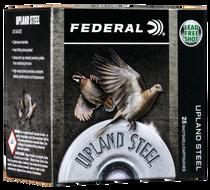 """Federal Upland Steel 28 Ga, 2.75"""", 5/8oz, 6 Shot, 25rd Box"""