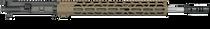 """Rock River Arms X-Series X-1 Upper Half AR-15 223/5.56 18"""" SS Fluted Barrel, Tan"""