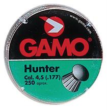 Gamo Hunter Pellets .177 Caliber 250 Per Tin