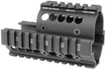 Midwest Handguard For Mini Draco AK Pistol Black