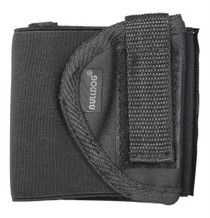 Bulldog Cases Ankle Holster Size 00 Black Right Hand
