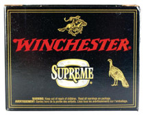 "Winchester Supreme Double X Turkey 12 Ga, 3.5"", 2-1/4oz, 4 Shot, 10rd/Box"