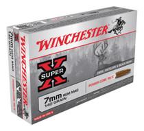 Winchester Super-X Power Core 7mm Rem Mag 140gr, Power Core 95-5