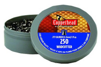 Crosman CopperHead Pellets .177 Steel