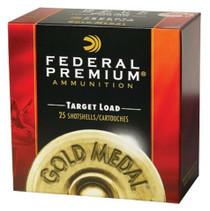 """Federal Comp Gold Medal Plastic 12 Ga, 2.75"""", 1oz, 7.5 Shot, 250rd/Case"""