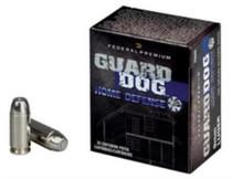 Federal Guard Dog Home Defense 9mm, 105 Gr, 20rd Box