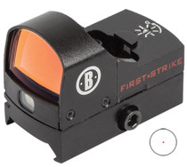 Bushnell First Strike Red Dot Sight, 5 MOA, Integrated Mount CR2032 (1) Black