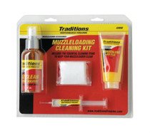 Traditions Basic Muzzleloader Cleaning Kit .50 Caliber
