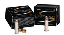 CCI Gold Dot .22 WMR 40gr, Hollow Point For Short Barrels, 50rd/Box