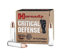 Hornady Critical Defense .30 Carbine 110gr, Flex Tip Expanding 25rd/Box