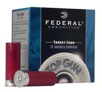 "Federal Top Gun 20 Ga, 2.75"", 1210 FPS, .875oz, 8 Shot, 250rd/Case"
