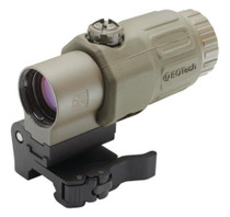 EOTech G33 Magnifier With STS Mount, Tan