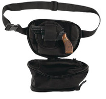 Bulldog Fanny Pack Holster Medium Black