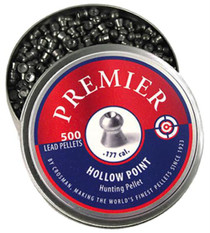 Crosman Legacy Pellets .177, Hollow Point, Lead, 500/Container