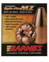 Barnes Spit-Fire Muzzleloader Bullet .50 Caliber .451 Diameter 245 Grain 15 rd