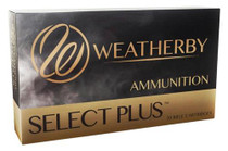 Weatherby 6.5-300 Wby Mag 140 gr, A-Frame SP, 20rd Box