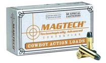 Magtech .38 SPL Flat 125Gr LFN 50Rd/Box