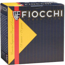 "Fiocchi Trainer Load Shotshells 12 Ga, 2.75"", 7/8oz, 8 Shot, 25rd/Box"
