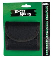Uncle Mike's Cartridge Carrier Handgun 44-1 Black Nylon