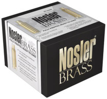 Nosler Custom Brass 204 Ruger, 50 Per Box