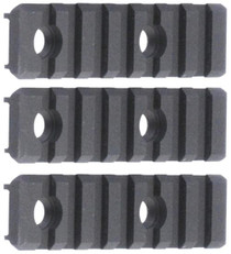 Diamondhead VRS Short Rail Kit Set of Three 2""