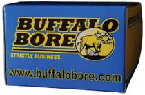 Buffalo Bore Ammunition 380ACP 95gr, FMJ/Flat Nose 20rd/Box