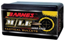 Barnes Bullets 51075 Tactical Secant 50 BMG .510 750 GR TAC-LR BT 20 Box