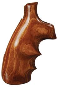Hogue Goncalo Alves Hardwood Grips S&W N Framerd Butt
