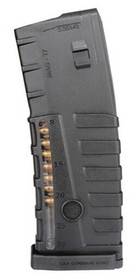 Command Arms Accessories CAA Clear Action Mag .223/5.56 AR-15/M16 Magazine Black 30 Round